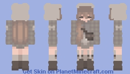 treetops Minecraft Skin