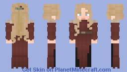 lovely kerry Minecraft Skin