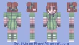 Ayo lets go Minecraft Skin