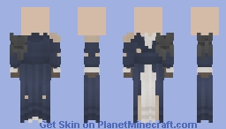 [LoTC] Lil Detective Minecraft Skin