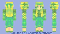 infp Minecraft Skin