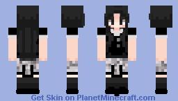 Moon Ga-young Minecraft Skin