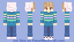 EᗩᔕTEᖇ Minecraft Skin