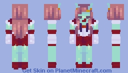 -+Sailor Marz+- Minecraft Skin