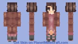 Morning Glory Minecraft Skin