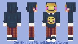 𝕵𝖚𝖘𝖙 𝕾𝕸𝕴𝕷𝕰 {ST} Minecraft Skin