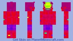 𝕤𝕝𝕒𝕤𝕙𝕖𝕣 Minecraft Skin