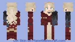 [LoTC] x3 Minecraft Skin