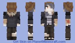 Melyssa Minecraft Skin