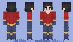 Aqualad - Garth Minecraft Skin