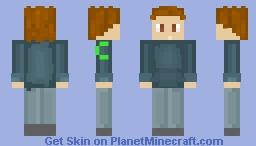 My pvp Skin Minecraft Skin