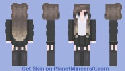 Jennie blackpink 《weekly idol》 Minecraft Skin