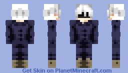 dw ab it Minecraft Skin