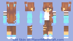 hurry up and save me Minecraft Skin