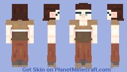 webbed Minecraft Skin