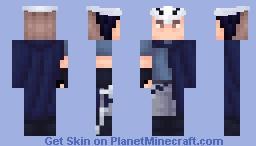 A Human Quirrel? (Request) Minecraft Skin