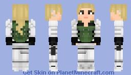 Yelena Belova | MCU Minecraft Skin