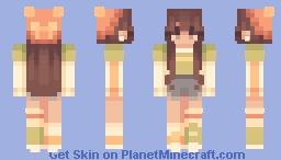 cilantro Minecraft Skin