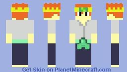 Dan the Man Minecraft Skin