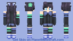 this one, it good Minecraft Skin