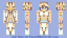 Fall From Grace Minecraft Skin