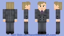 Maxwell Lord | DCEU Minecraft Skin