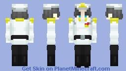 Star Wars - Imperial Officer-ish Minecraft Skin