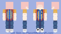 ~ Excuse Me, The Store Is Now Closed ~ Minecraft Skin