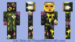 Pollen Minecraft Skin