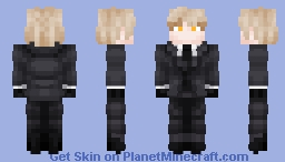 Charlie? Minecraft Skin
