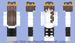 I'm in the mood to rule the world Minecraft Skin