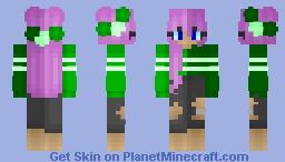 ~Spring day~ Minecraft Skin