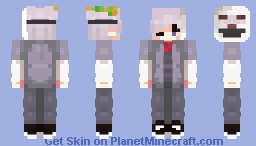 ~ I'm All, But What Am I?  ~ Minecraft Skin