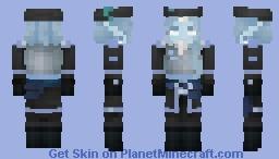 Viktoriya's Wraith | [X - LOTC] Minecraft Skin