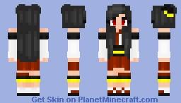 [ Kantai Collection ] - IJN Fusou/Fusō Minecraft Skin