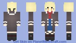 MHX Alter (berserker) ~ Fate Grand Order Minecraft Skin
