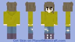 -~- Yellow Hoodie Girl -~-