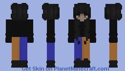 ~ Amaari ~ //(Original Character) Minecraft Skin