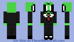 👽 Giovano in a Suit 🛸 Minecraft Skin