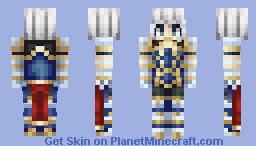 Norza Minecraft Skin