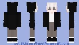 ~ Atsuko ~ //(Original Character) Minecraft Skin