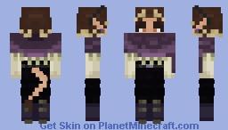Elytrian Boy Minecraft Skin