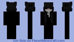 tight egirl Minecraft Skin