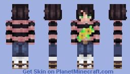 Paint The Sky Minecraft Skin