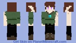 Mun LoH SMP Skin Minecraft Skin