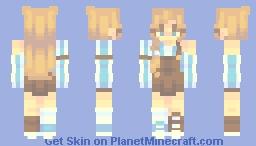 can't i even dream Minecraft Skin