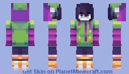 Miya Chinen - Sk8 The Infinity Minecraft Skin