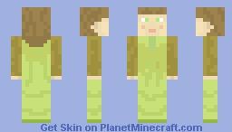 Beatrice Portinari Minecraft Skin