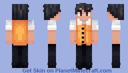 Carlos Minecraft Skin
