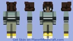 *-Finally...ME!-* Persona Skin Minecraft Skin